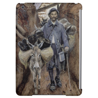 The Donkey, Somme, 1916 iPad Air Cases