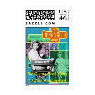 The Donna Reed Show Postage Stamps