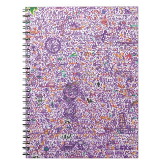 The Doodle Wars Notebook
