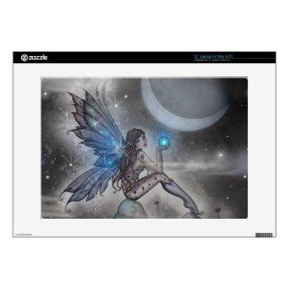 The Doodler Gothic Fantasy Fairy Laptop Skin musicskins_skin
