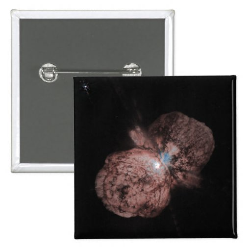 The Doomed Star Eta Carinae Button