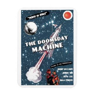 """The Doomsday Machine"" Magnet"