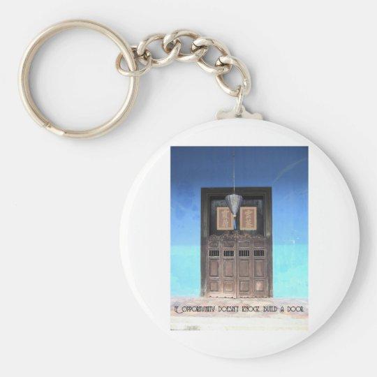 The Door of Opportunity Keychain