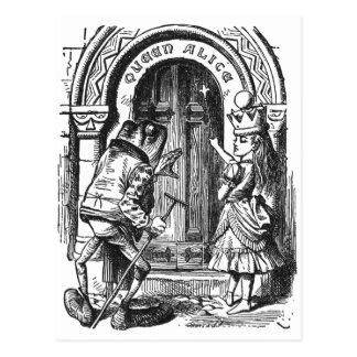 The Door Postcard