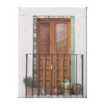 The Doorway Canvas Prints