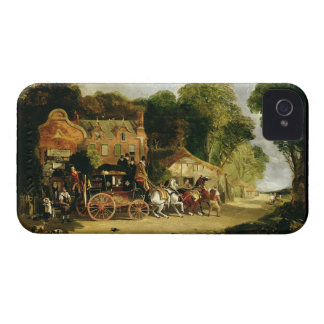 The Dorking and London Royal Mail leaving the 'Mar Case-Mate iPhone 4 Case