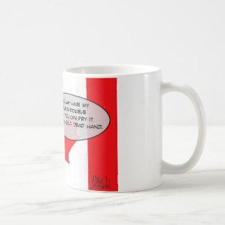 The Double-Double Coffee Mug