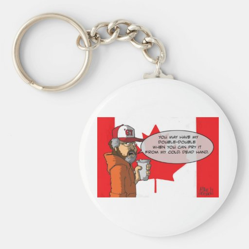 The Double-Double Key Chain