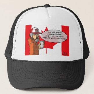 The Double-Double Trucker Hat