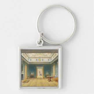 The Double Lobby or Gallery (South) above the Corr Keychain