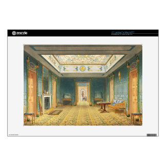 The Double Lobby or Gallery (South) above the Corr Laptop Skin