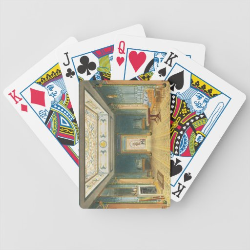 The Double Lobby or Gallery (South) above the Corr Deck Of Cards