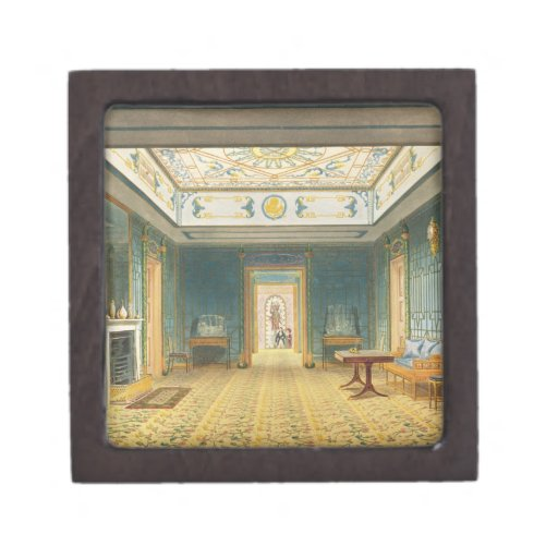 The Double Lobby or Gallery (South) above the Corr Premium Trinket Boxes