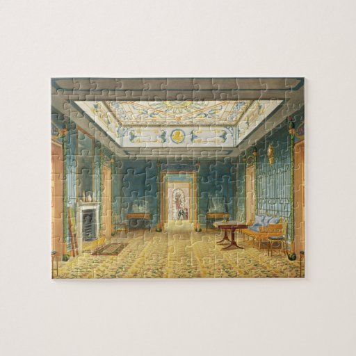 The Double Lobby or Gallery (South) above the Corr Jigsaw Puzzles