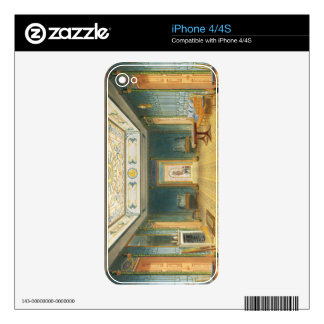 The Double Lobby or Gallery (South) above the Corr Skin For iPhone 4S