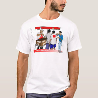 The Doubles Vendor T-Shirt