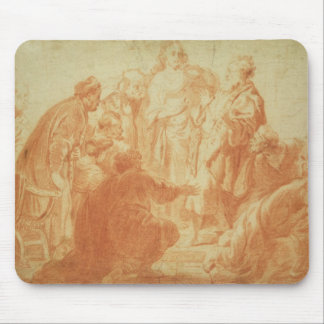 The Doubting Thomas Mouse Pad