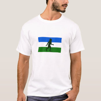 The Doug Flag: Sasquatch, Cascadian Style T-Shirt