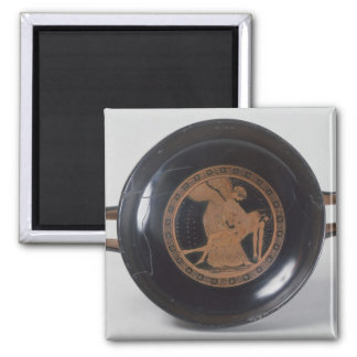 The Douris Cup 2 Inch Square Magnet