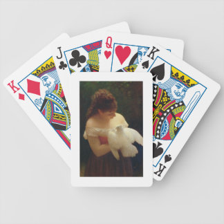 The Dove Bicycle Playing Cards