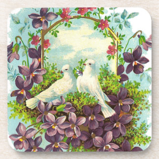 The Doves Coasters