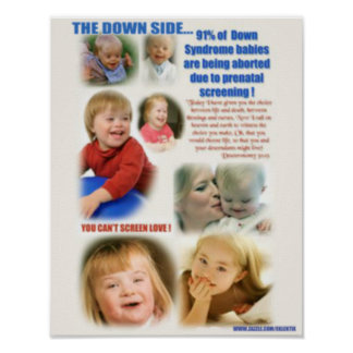 THE DOWN SIDE... POSTER