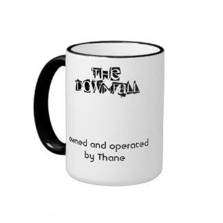 The Downfall mug. Ringer Mug