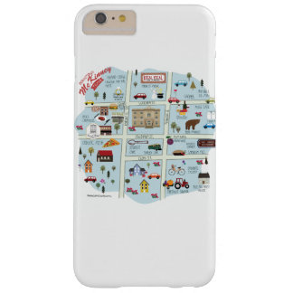 The Downtown McKinney Texas iPhone case
