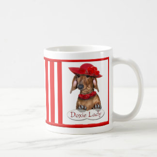 The Doxie Lady Mug