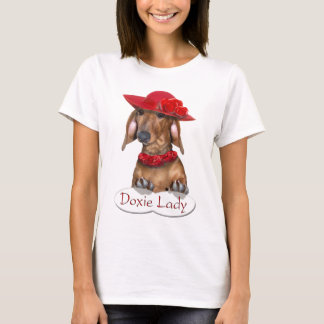 The Doxie Lady T-Shirt