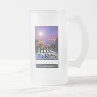 The DR5 Frosted Beer Mug