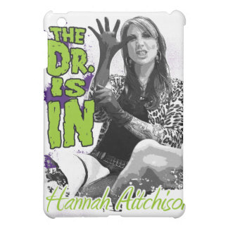 The Dr is IN iPad case