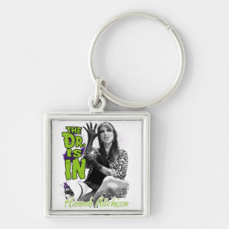 The Dr. is IN! Keychain