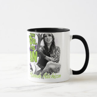 The Dr. is IN! mug