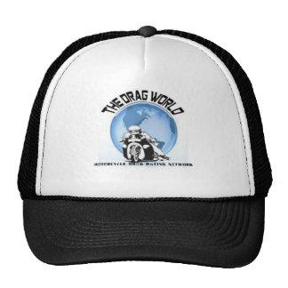 the drag world hat