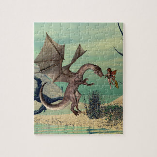 The dragon and the fairy puzzles