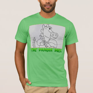 The Dragon Does. T-Shirt