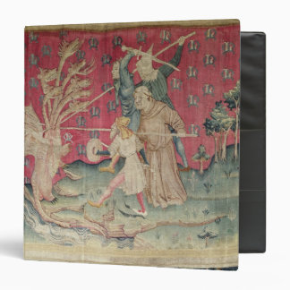 The Dragon Fighting with the Servants of God Binder