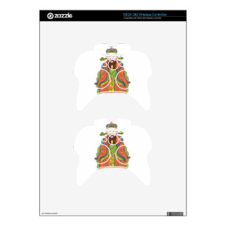 The Dragon King of the Southern Seas Xbox 360 Controller Skin
