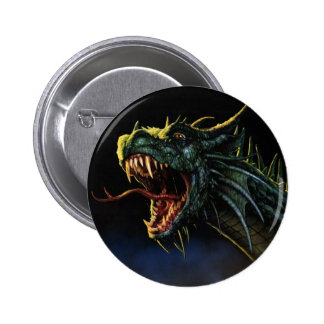 The dragon of the Log Born - Pinback Button