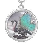 The dragon of the rock - pendants