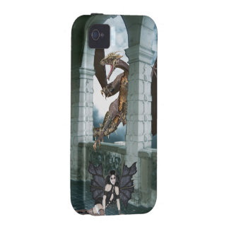 The Dragon s Lair iPhone 4/4S Cases