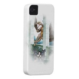 The Dragon s Lair Vignette Case-Mate iPhone 4 Cases