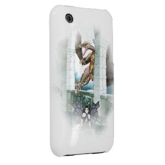 The Dragon s Lair Vignette iPhone 3 Case