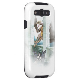 The Dragon s Lair Vignette Galaxy SIII Case