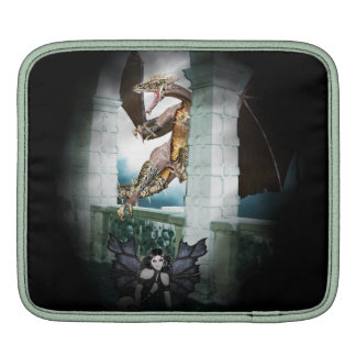 The Dragon s Lair Vignette iPad Sleeve