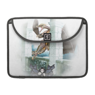 The Dragon s Lair Vignette Sleeve For MacBook Pro