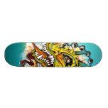 the dragon skate board decks