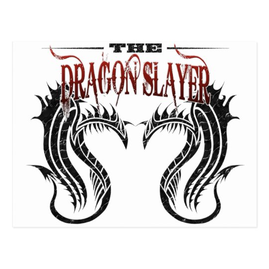 The Dragon Slayer #3 Postcard