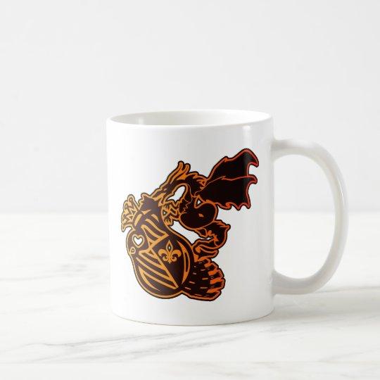The_Dragon_Strikes Coffee Mug